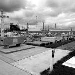Cross and Power Plant, LA, 2009