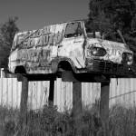 Auto Salvage, Slidell, LA, 2009
