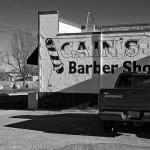Cain's Barber Shop, VA, 2011