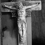 Jesus on the Wall, VA, 2009