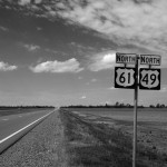 US 61 & 49, near Clarksdale, MS 2009