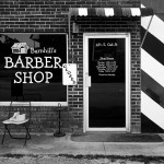 Barber Shop, Arcadia, FL, 2012
