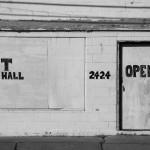 Pool Hall, Alexandria, LA, 2009