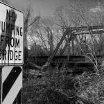 No Jumping, Stony Creek, VA, 2012